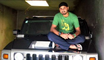 Harbhajan Singh - Hummer