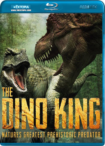 The Dino King 2012 Dual Audio Hindi BRRip 480p 300mb