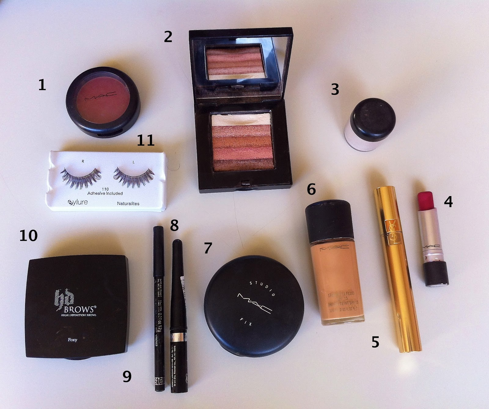 Sophie's Makeup Must-Haves!