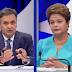 Debate SBT, UOL e Jovem Pan com Aécio e Dilma
