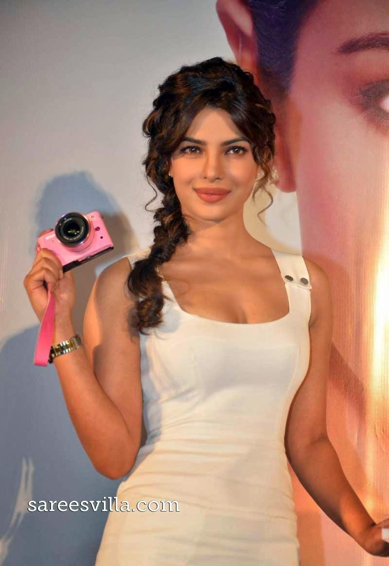 Priyanka Chopra Braid Hairstyle