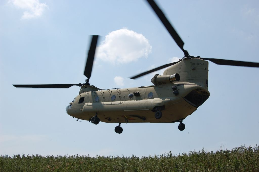 Chinook Helicopter Pic...