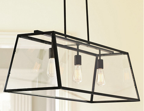 the blog of mj: which kitchen light fixture?