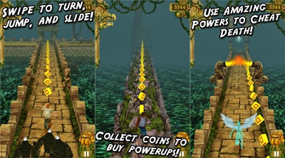 Temple Run For Windows Phones