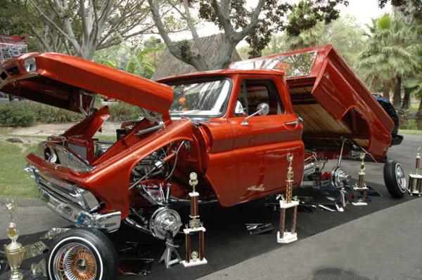 Pimped cars 2012