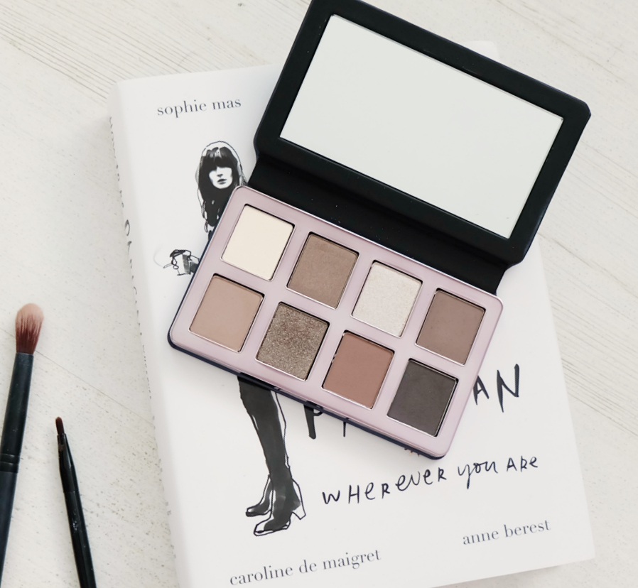 Bobbi Brown Greige Eye Palette review