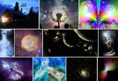 Astral seyahat ile müzik dinlemek ve meditasyon
