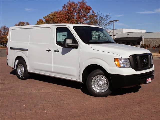 Vacaville Nissan Fleet: Nissan NV Cargo Van of the Week #2