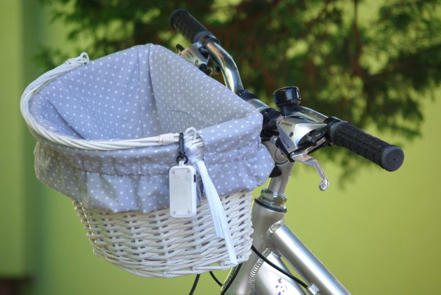 wypełnienie do koszyka na rower