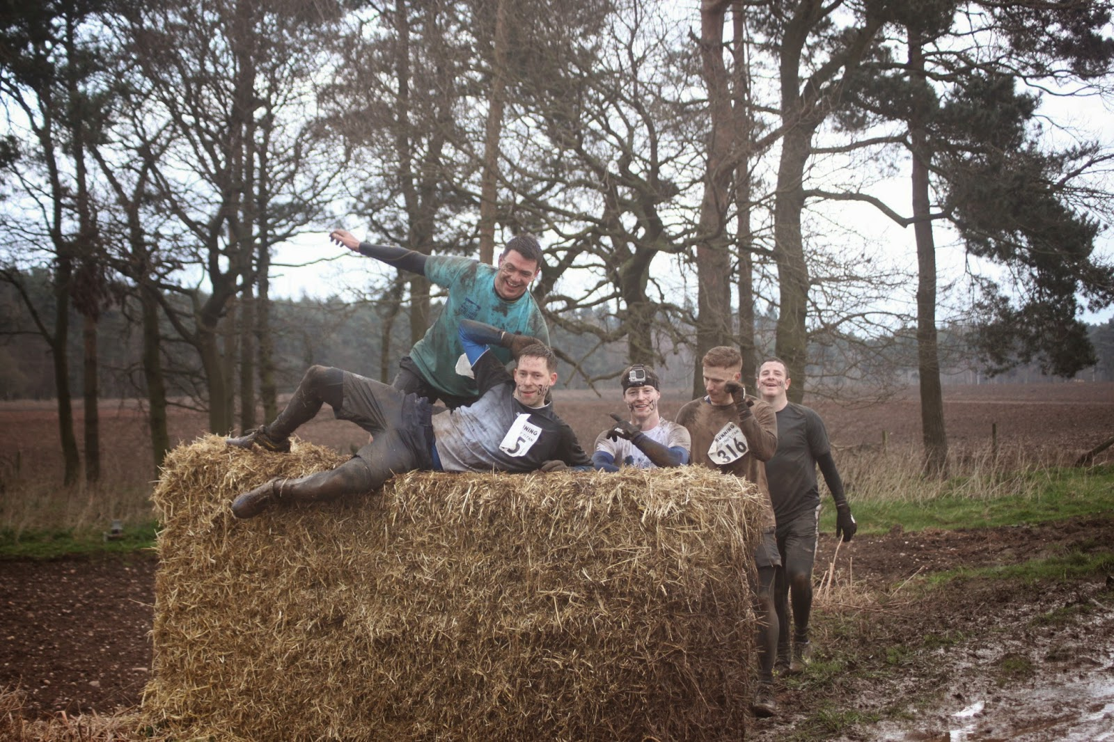 Dirty muddy thirties loads of awesome spartan race team name ideas