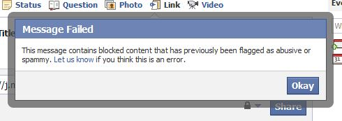 How to Unblock website URL Blocked by Facebook ~ Helping Hand