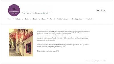 tienda online handmade