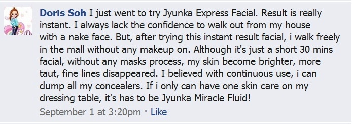 jyunka miracle fluid japan review at luxury haven