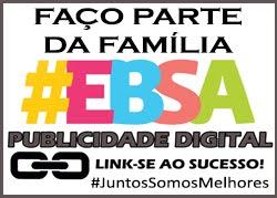 #EBSA: FAÇO PARTE DA FAMÍLIA!