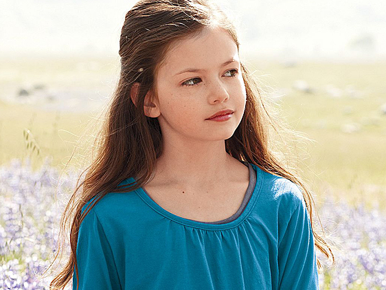 Mackenzie Foy Renesmee