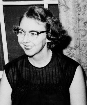 the appreciation of life in a good man is hard to find a short story by flannery oconnor Wise blood (1952) was the first novel by flannery o'connor (1925 - 1964), who in her short life became one of the exemplars of america's southern gothic.