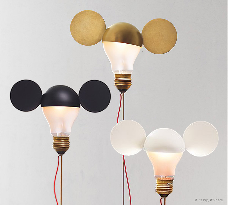 if it 39 s hip it 39 s here whimsical table lamps by ingo. Black Bedroom Furniture Sets. Home Design Ideas