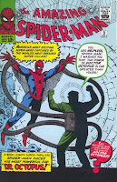 Amazing Spider-Man #3 Cover. 1st Doctor Octopus