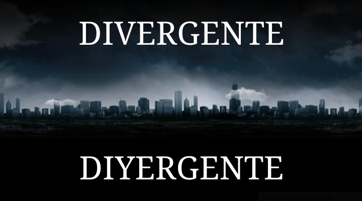 Como en el mundo DIY podemos ser divergentes y aplicar muchas cualidades en nuestros proyectos y como la pelicula Divergente nos puede ayudar a saber nuestras capacidades.