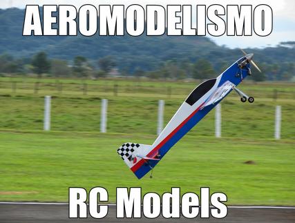 Aeromodelos/RC Models