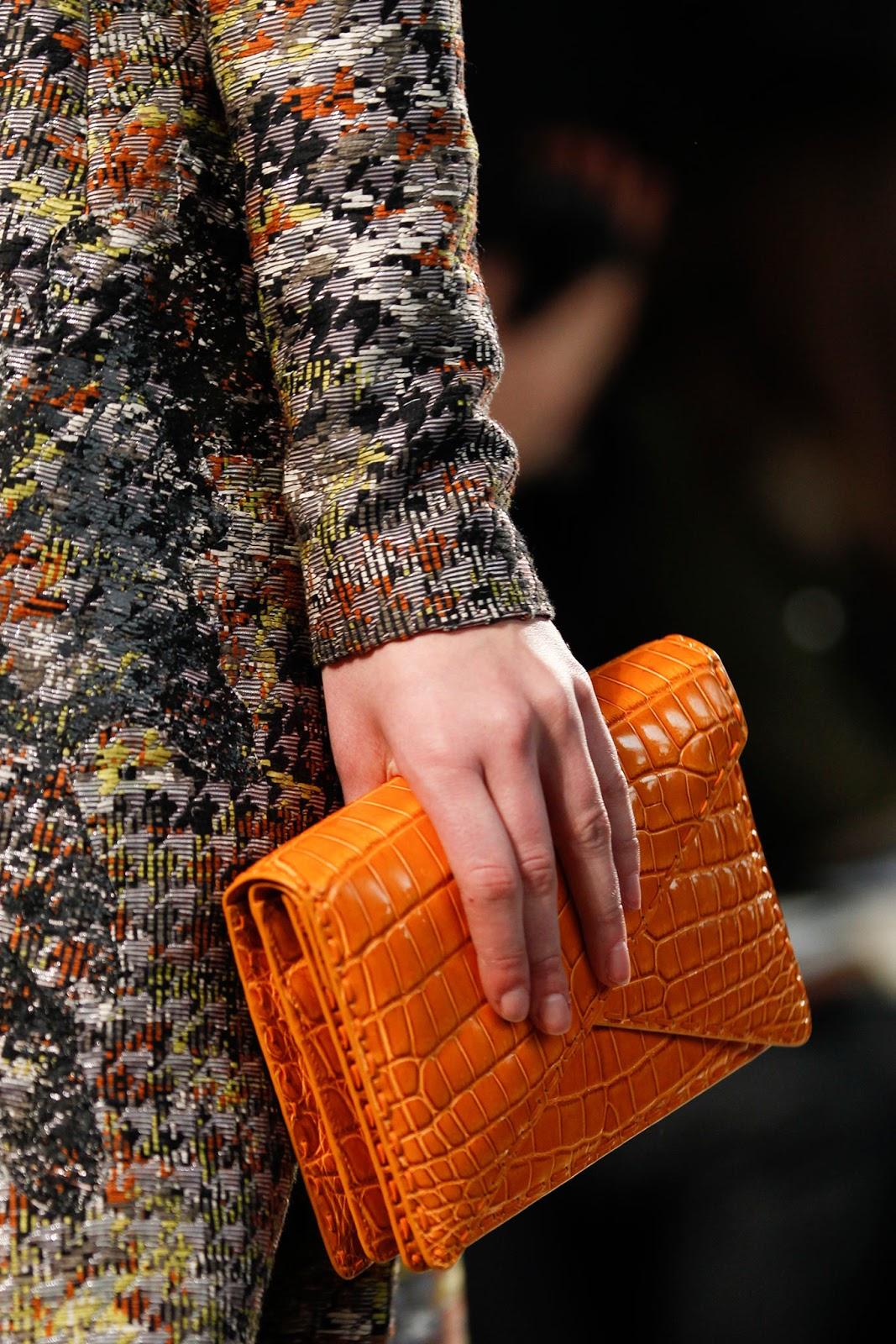 Bottega Veneta Fall 2014 Milan fashion week