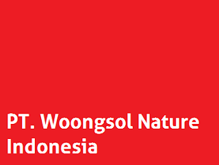 Logo PT. Woongsol Nature Indonesia