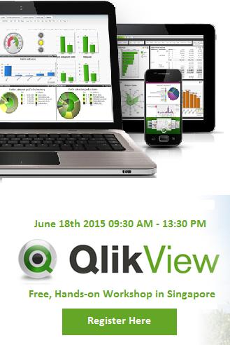 QlikView Visualization