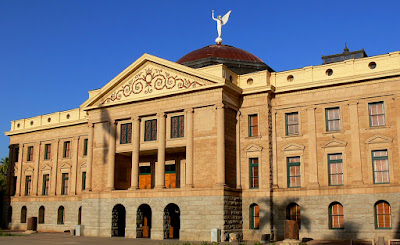 image of Arizona Capitol