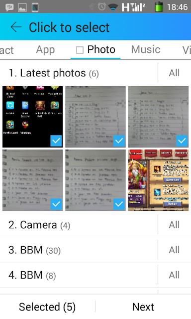 Cara Menggunakan Aplikasi ShareIt Untuk Mengirim dan Menerima File
