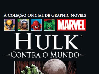 Lançamentos de dezembro Coleção Oficial de Graphic Novels Marvel (Salvat / Panini)