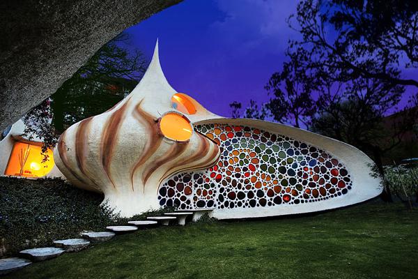 Arquitectura no convencional: 01