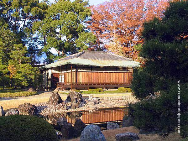 Arquitectura de casas la casa japonesa tradicional for Arquitectura japonesa tradicional
