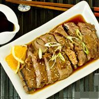 Thịt bò xốt kiểu Nhật không thử thật phí