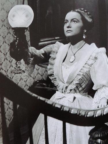 Olivia De Havilland The Heiress sybaritic: The Seabury...