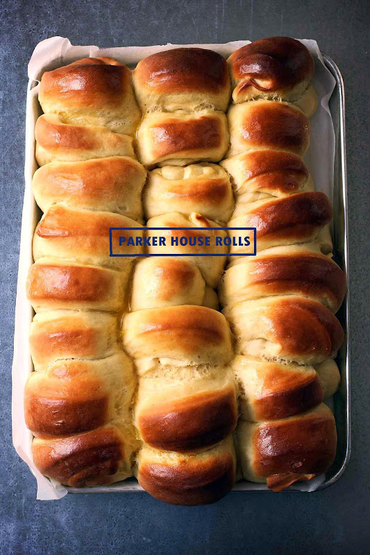 Milk and Honey: Parker House Rolls