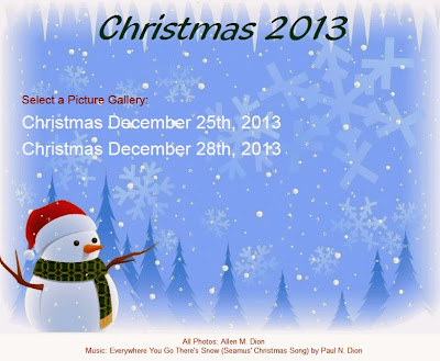 Dion Christmas
