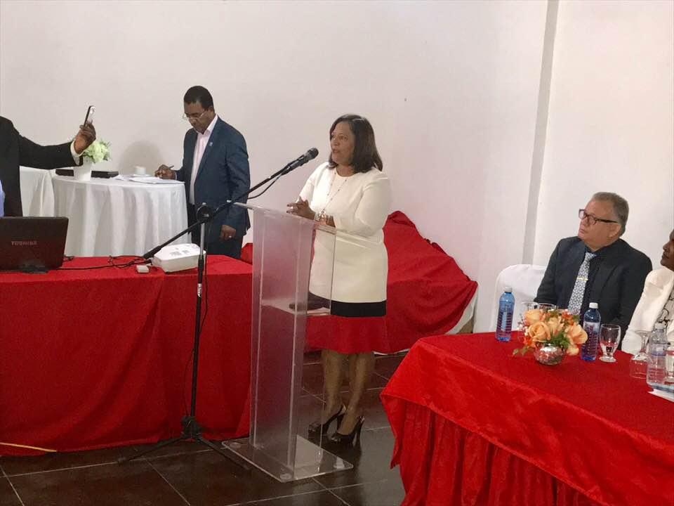 GISELA LEON, PRESIDENTA JUNTA DIRECTIVA NACIONAL ICPARD