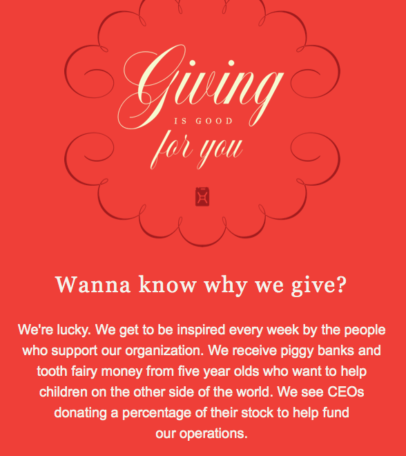 https://medium.com/@charitywater/why-we-give-9274dfd52bb1