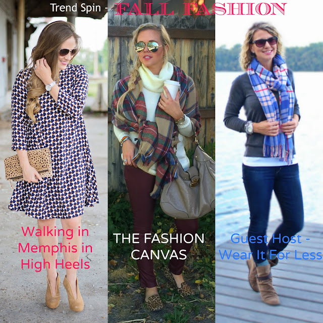 Jeans, colored denim, dresses, flats, and booties - great ideas for fall fashion, Fall 2015