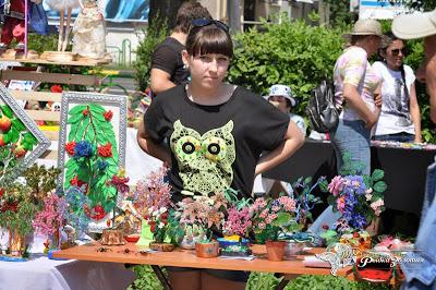 День рукоделия Усть-Каменогорск