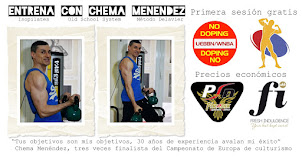 Entrena sin doping con Chema Menéndez desde 10€