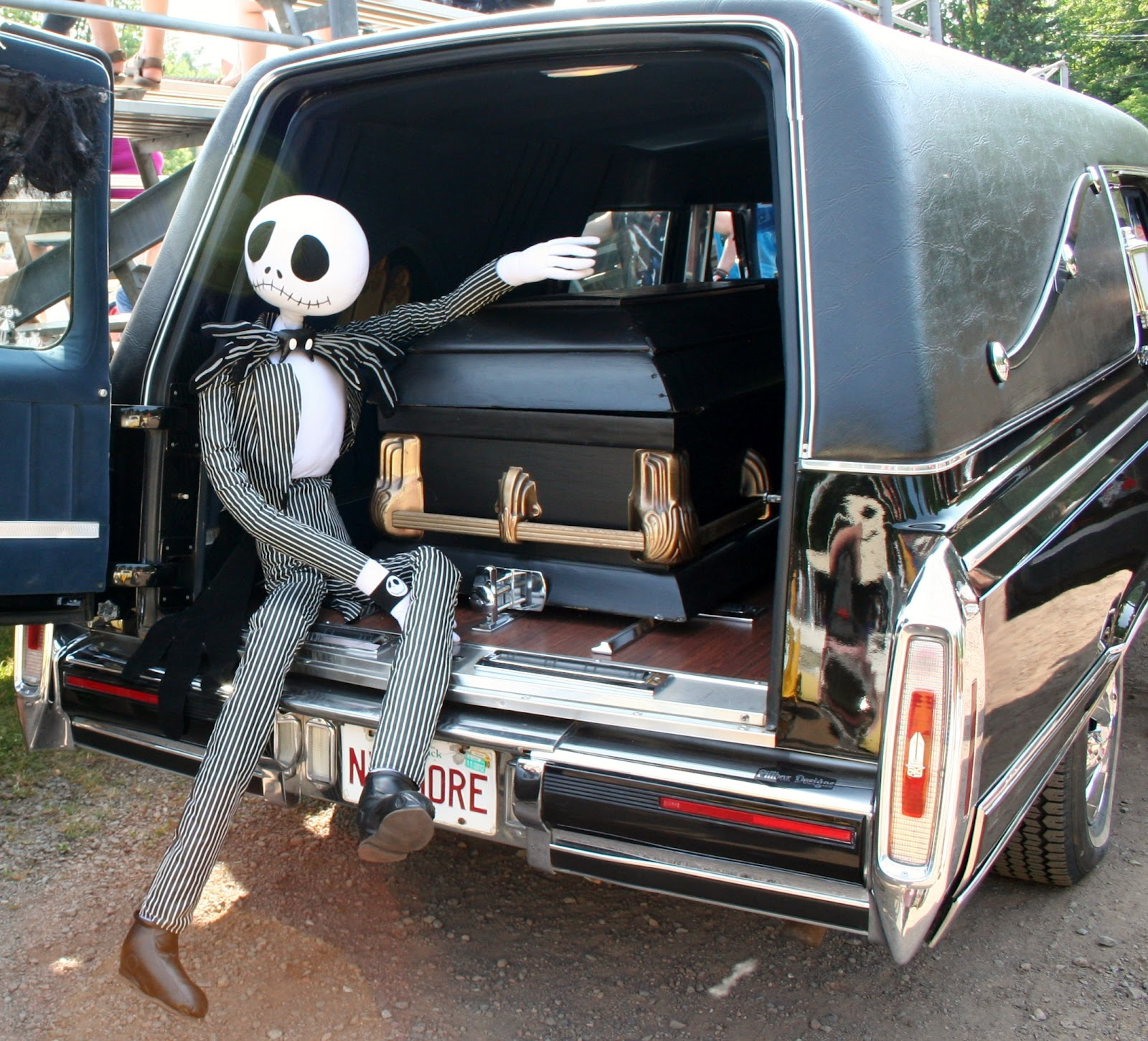 Adventures of A Cat: Cats, Cars and Caskets at the Atlantic ...