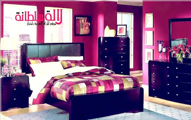 غرف نوم عرايس