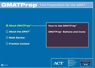 GMATPrep: GMAT Preparation Software