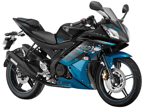 Yamaha YZF-R15 Review and Specs