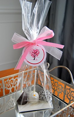 How To Make A Cake Pop Gift Box