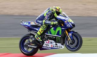 Valentino Rossi MotoGP Inggris FP