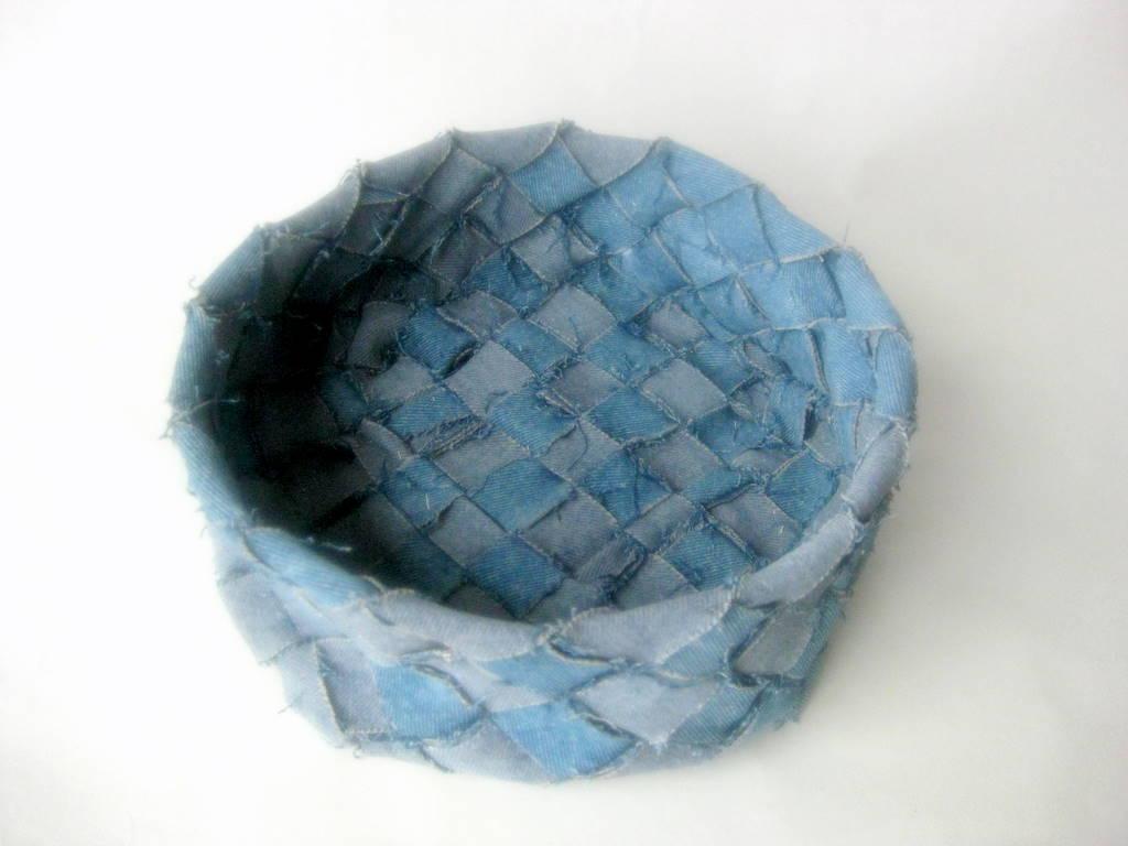 Woven Basket Art : Sewdanish scandinavian textile art yoga woven basket
