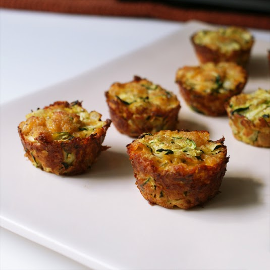 ... Zucchini Tots can't be a play on Tater Tots. Or can they? I was