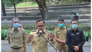 Kota Bogor Zona Oranye, Kasus Kesembuhan dan Ketersediaan Tempat Tidur Isolasi Membaik
